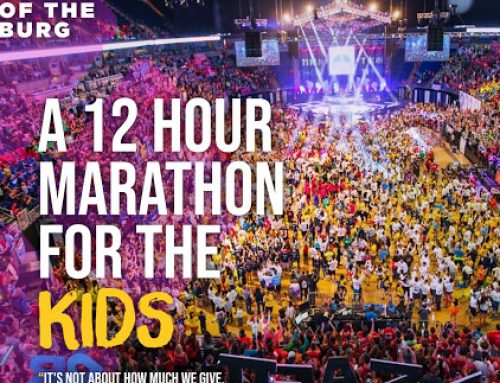 MINI-THON: A 12 Hour Marathon for the Kids