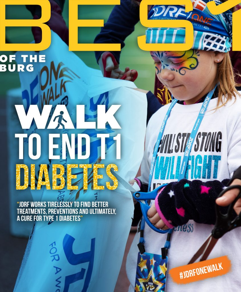 Walk to End T1 Diabetes