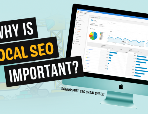 Why Local SEO is Important for Building a Business
