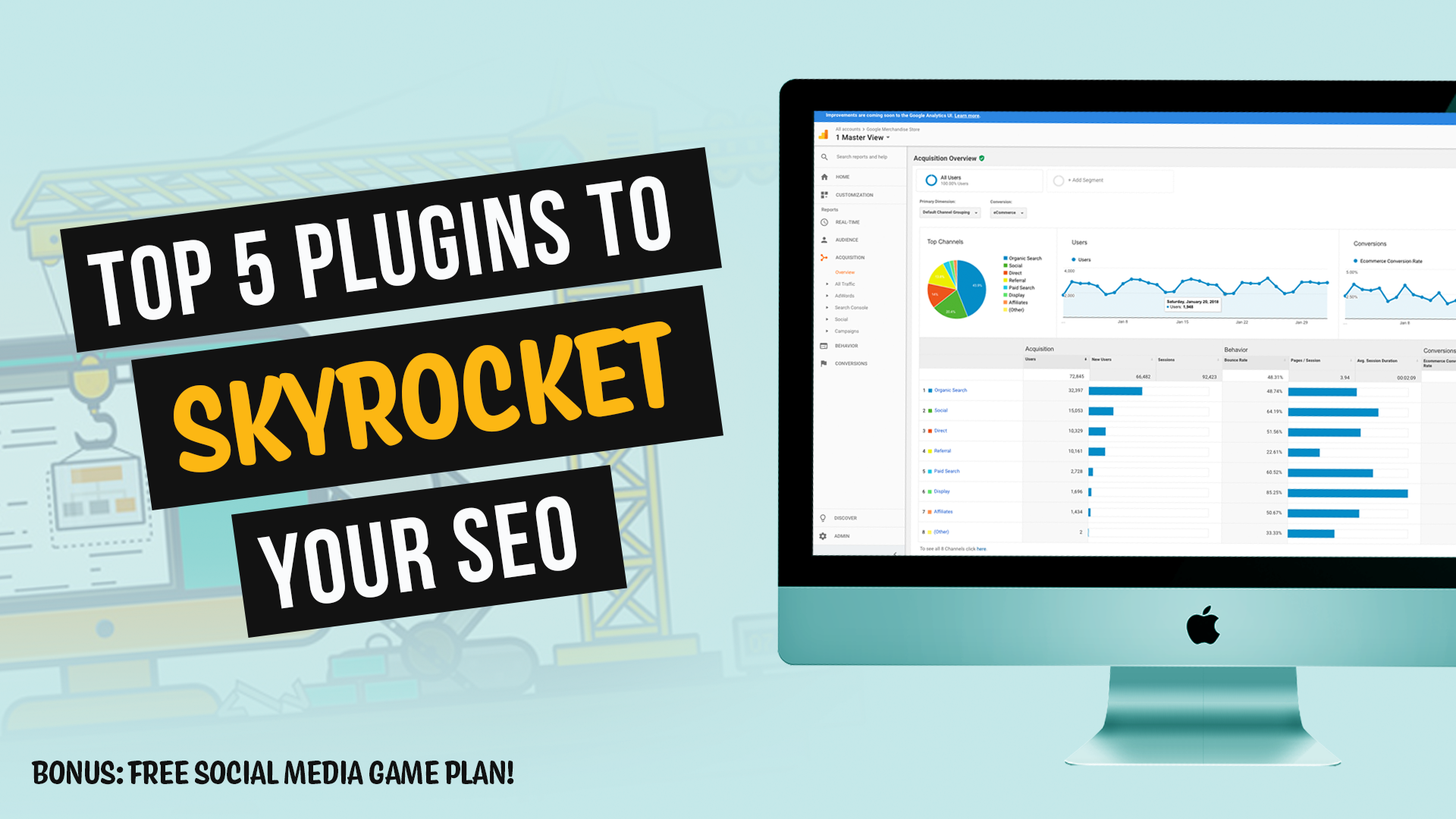 Top 5 Plugins to Skyrocket Your SEO