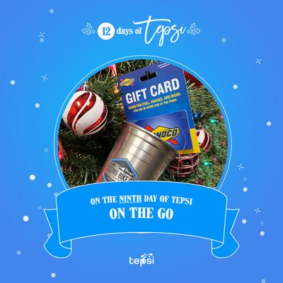 On the Go Giveaway