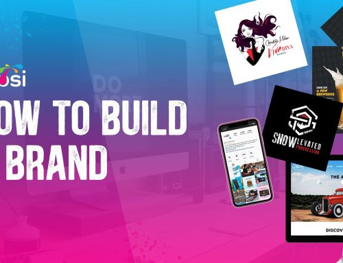 4 Steps on How to Build a Brand