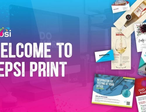 Welcome to Tepsi Print's Print and Design Studio