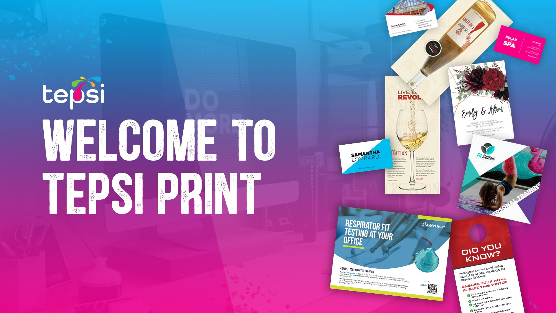 Welcome-To-Tepsi-Print