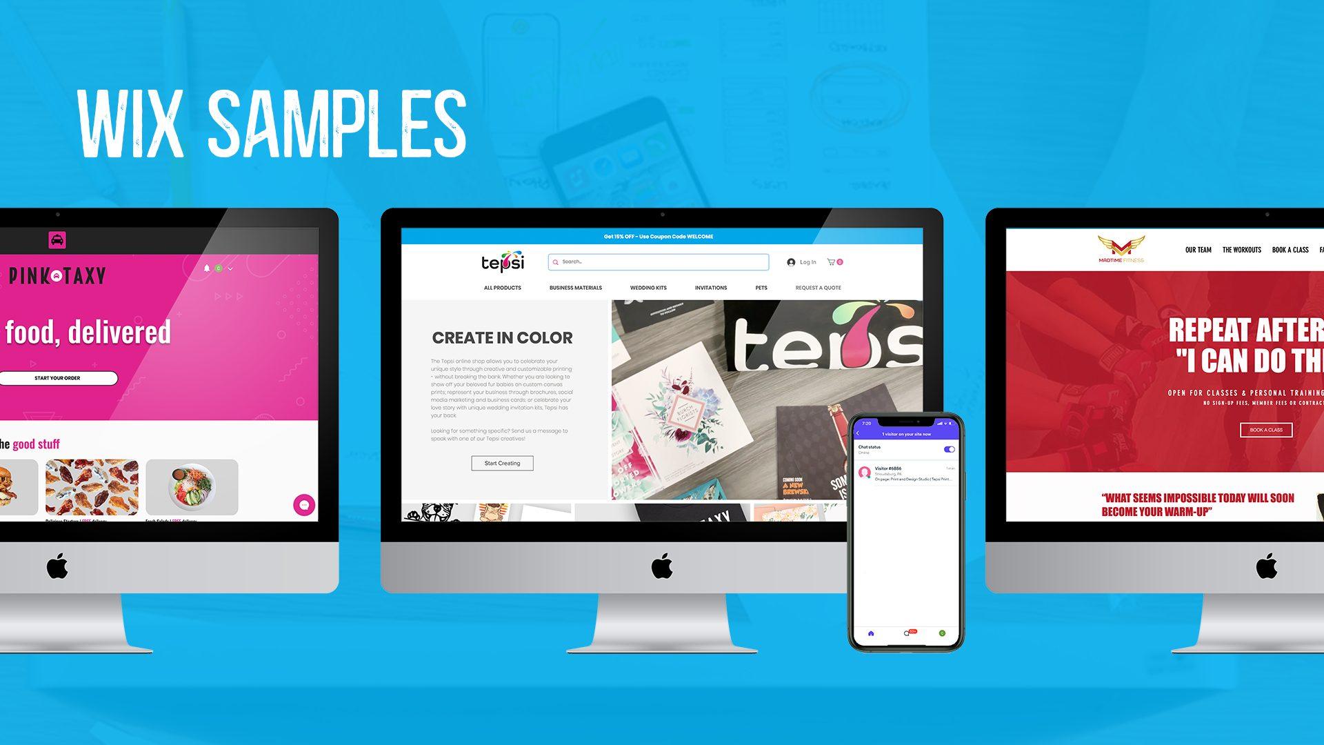 Wix-Websites